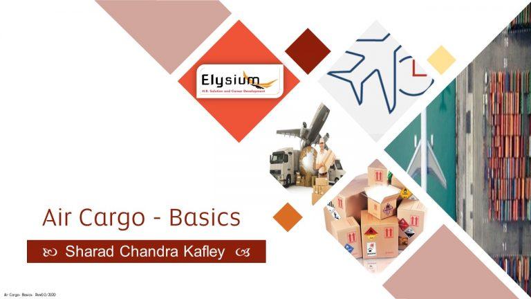 Air Cargo- Basic Presentation- Elysium Paid- Update 01 MAR